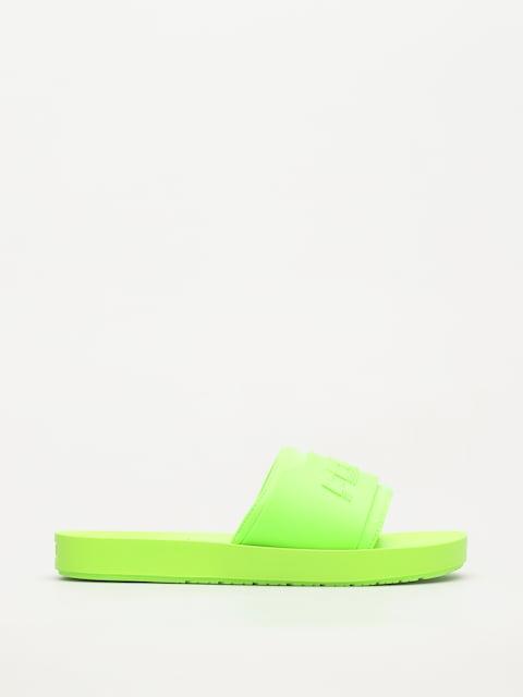 Klapki Puma Fenty Surf Slide Wmn (green gecko/green gecko)