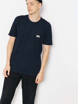 T-shirt Enjoi Small Panda Logo (navy)