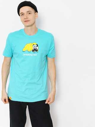 T-shirt Enjoi Breaking Rad Premium (tahiti/blue)