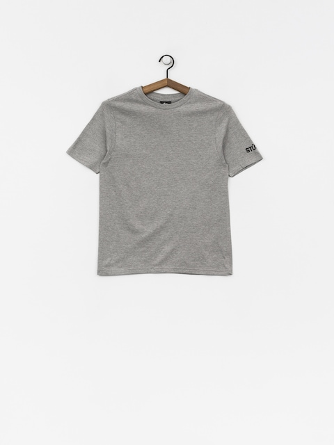 T-shirt Stussy Sport Wmn (grey heather)