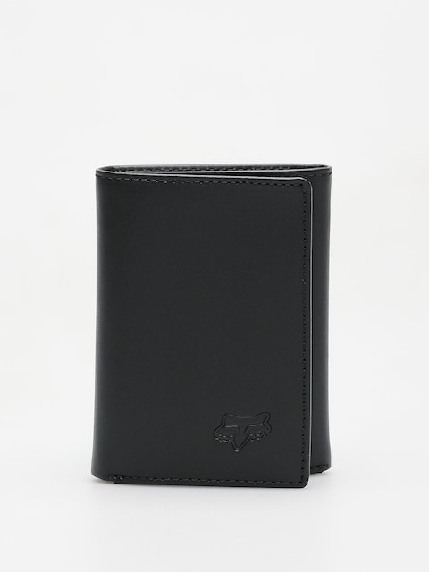 Portfel Fox Trifold Leather (blk)