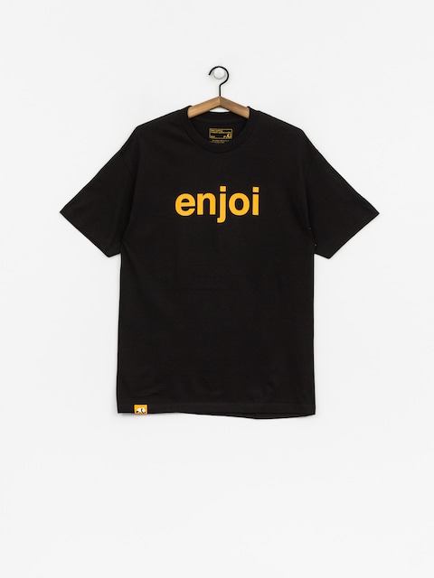 T-shirt Enjoi Helvetica Logo Price Point