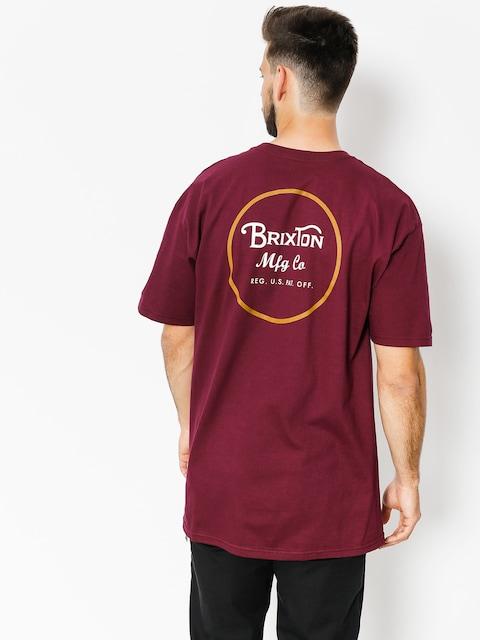 T-shirt Brixton Wheeler II Stnd