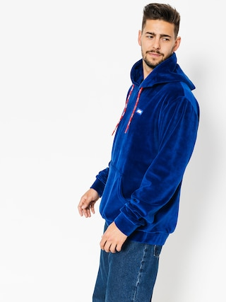 Bluza z kapturem Koka Velvet HD (navy)