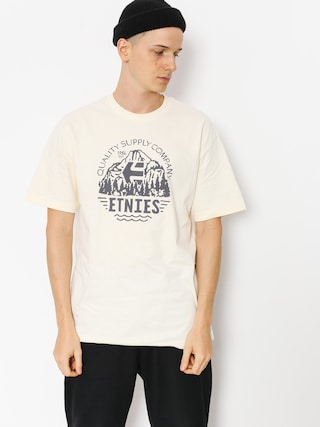 T-shirt Etnies Yosemite (putty)