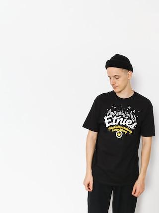 T-shirt Etnies City Lights (black)