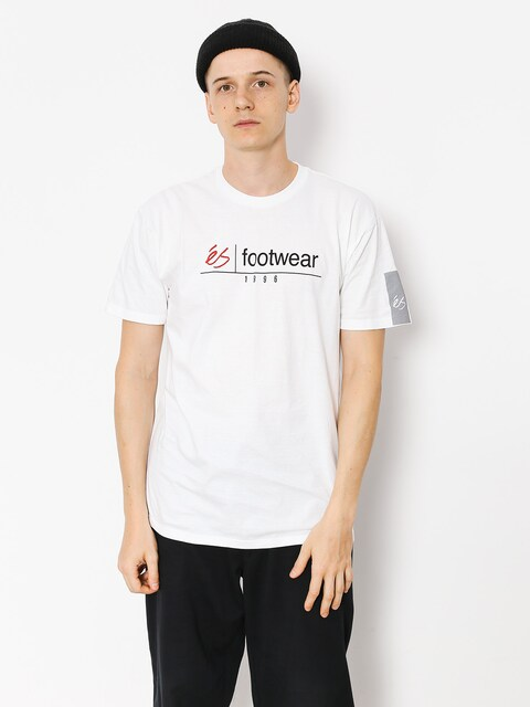 T-shirt Es Heritage Stack (white)