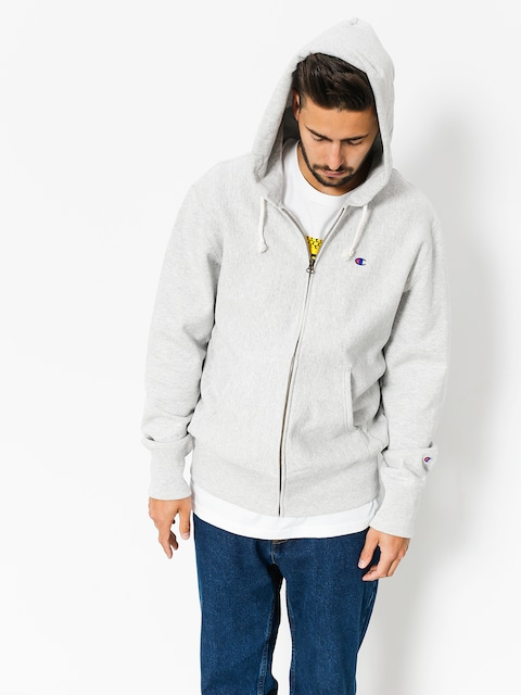 Bluza z kapturem Champion Reverse Weave Hooded Sweatshirt ZHD (loxgm)