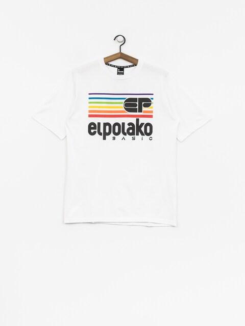 T-shirt El Polako Rainbow