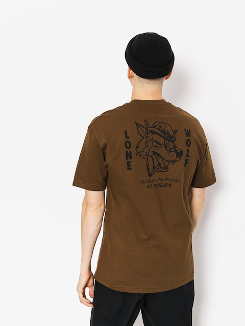 T-shirt Emerica Loner (tobacco)
