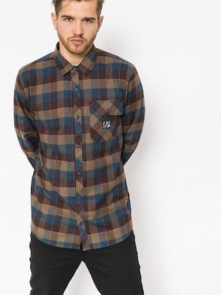Koszula Fox Rowan Stretch Flannel (nvy)