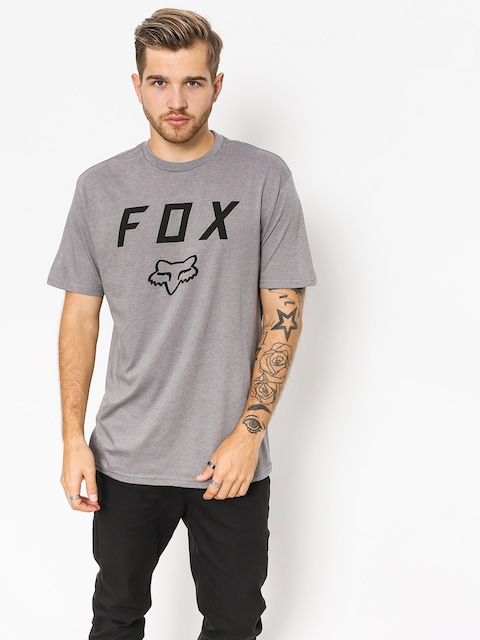 T-shirt Fox Legacy Moth (htr graph)