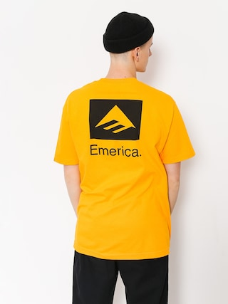 T-shirt Emerica Brand Combo (gold)