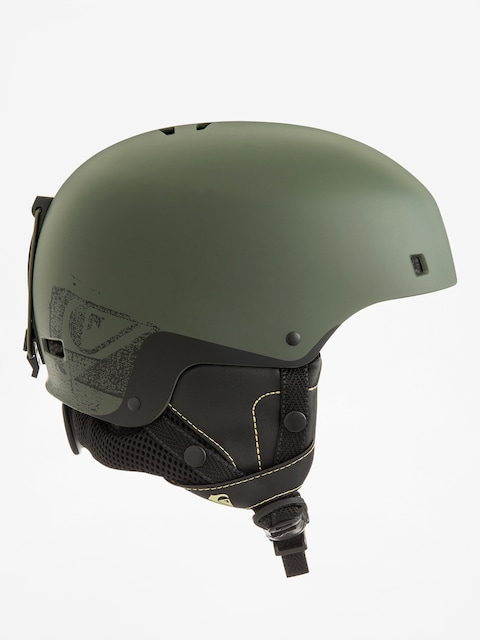 Kask Quiksilver Axis (grape leaf)