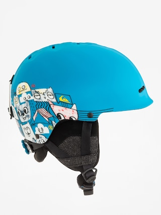 Kask Quiksilver Empire (animal part blue)