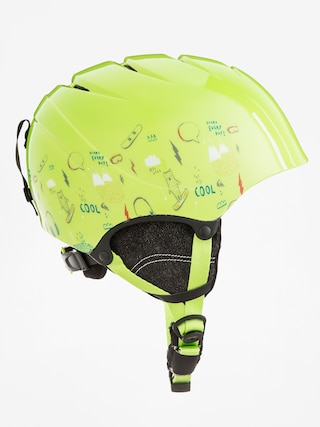 Kask Quiksilver The Game (moam tatt green)