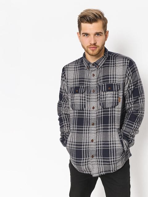 Koszula Quiksilver The Waffle Shirt (medblu)
