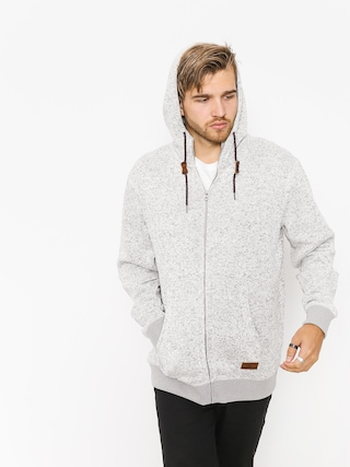 Bluza z kapturem Quiksilver Keller ZHD (light grey heather)