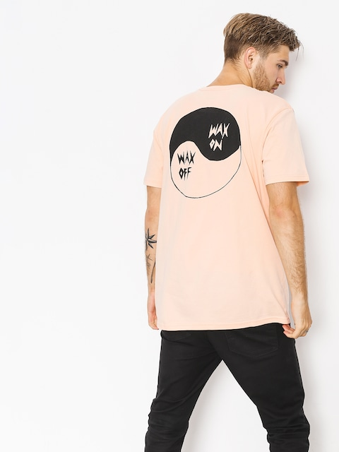 T-shirt Quiksilver Good Badss (peach parfait)