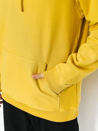 Bluza z kapturem Stussy Stock Terry HD (lemon)