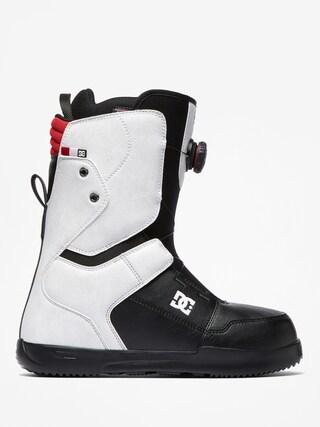 Buty snowboardowe DC Scout (white)
