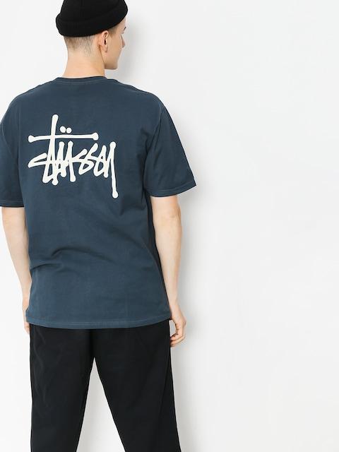 T-shirt Stussy Basic Stussy (ink)