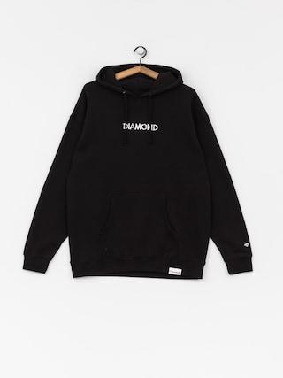 Bluza z kapturem Diamond Supply Co. Shift Skate HD (black)