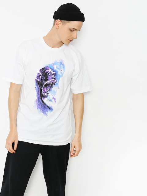 T-shirt Zero Let It Bleed (white)