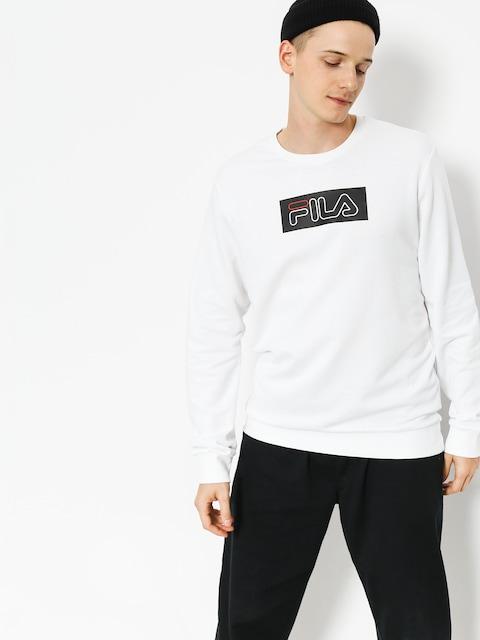 Bluza Fila Bold (bright white)