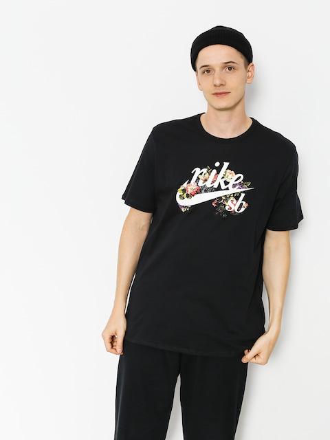 T-shirt Nike SB Sb Dry (black/white)