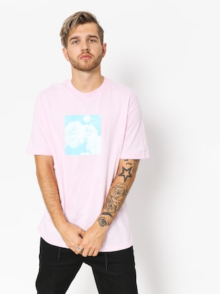 T-shirt Primitive Blue Rose (pink)