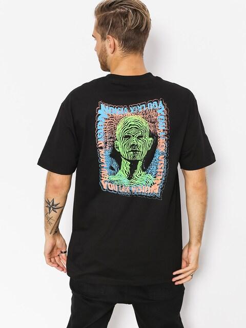 T-shirt Primitive Vision (black)