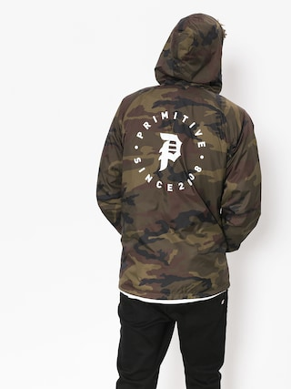 Kurtka Primitive Dirty P Windbreaker (camo)