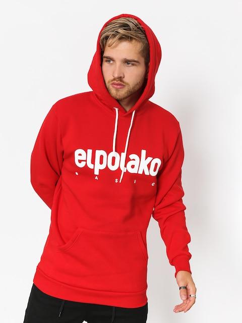 Bluza z kapturem El Polako Classic HD