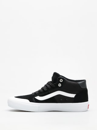 Buty Vans Style 112 Mid Pro (black/white)