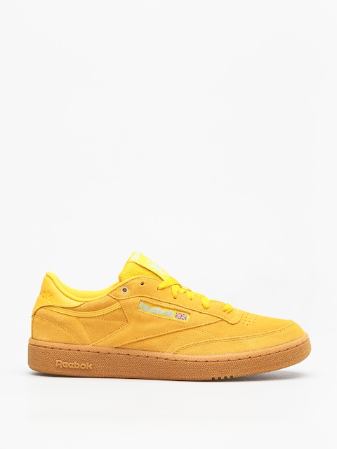 Buty Reebok Club C 85 Mu (mc banana/blue/gum)