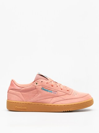 Buty Reebok Club C 85 Mu (mc dirty apricot/teal/gum)