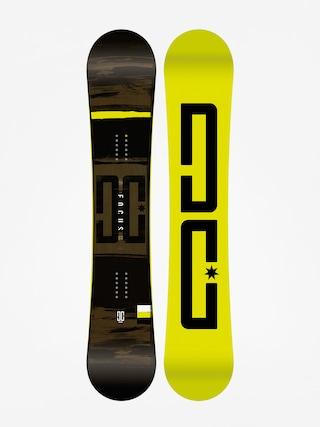 Deska snowboardowa DC Focus (multi)