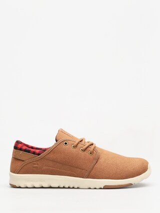 Buty Etnies Scout (brown/tan/brown)