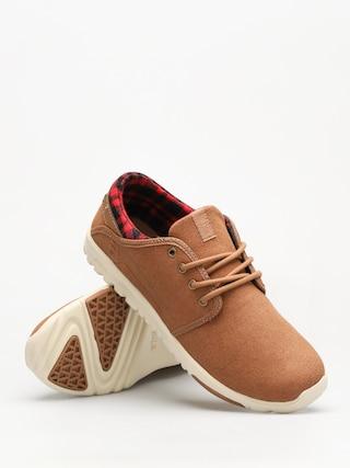 Buty Etnies Scout (brown/tan/brown)