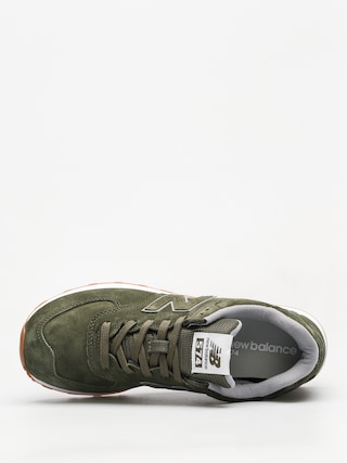 Buty New Balance 574 (dark covert green)