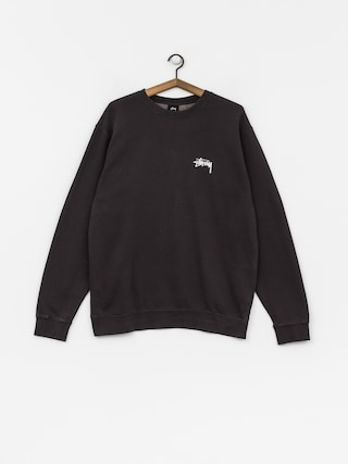 Bluza Stussy 8 Ball Pig  Dyed (black)