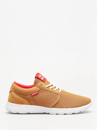 Buty Supra Hammer Run (tan/risk red white)