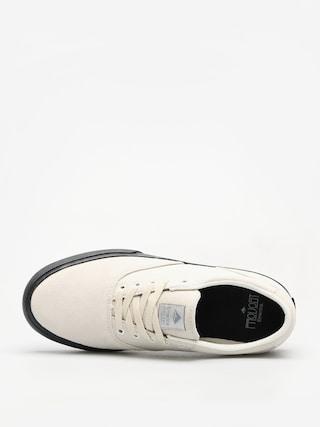 Buty Emerica Provost Slim Vulc (white/black)