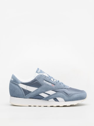 Buty Reebok Cl Nylon Wmn (mutedberries blue slate/white/chalk)
