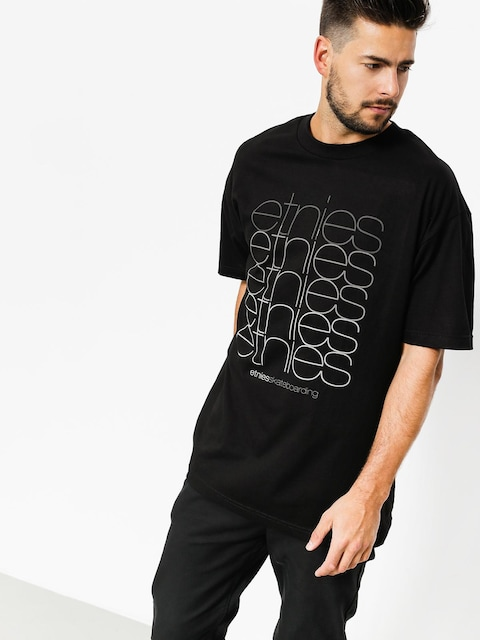 T-shirt Etnies Neue (black)