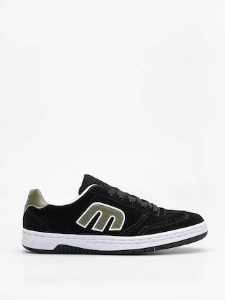 Buty Etnies Lo Cut (black/green/white)