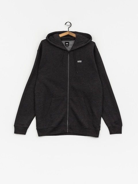 Bluza z kapturem Vans Basic ZHD (black heather)