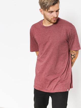 T-shirt Element Basic Crew (oxblood heather)