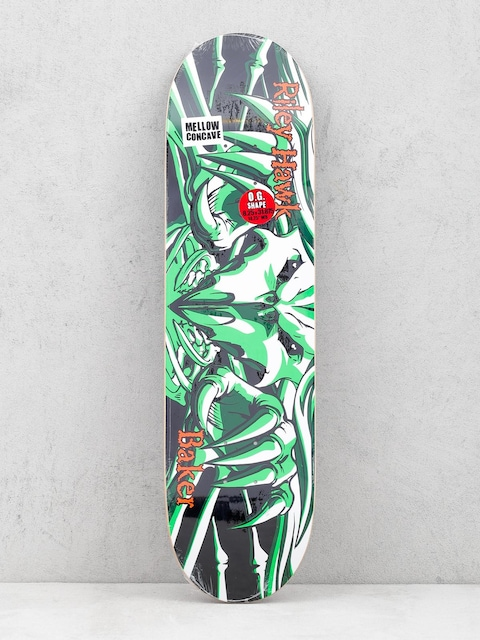 Deck Baker Rh Falcon (black/green)